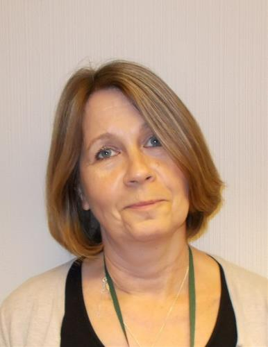 Lesley Crisp, Assistant Team Leader