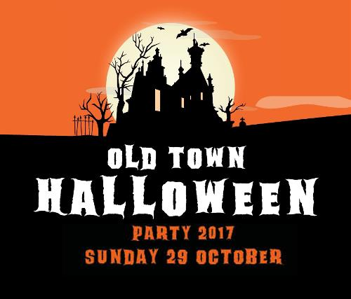 Old Town Halloween Party