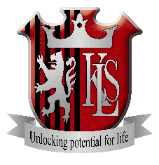 Kings Langley School badge