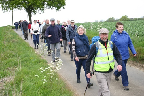Gadebridge Health Walk