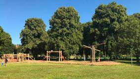 Gadebridge Park play area