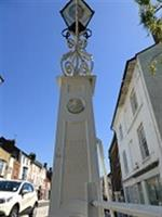 Hemel Old High Street memorial