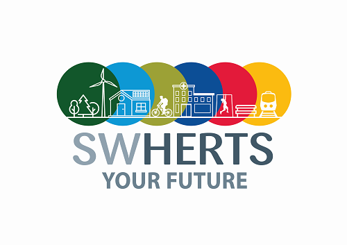 South West Herts Joint Strategic Plan logo